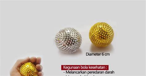 Bola Magnet Terapi Kesahatan Bola Pijat Terapi Akupuntur Tangan terapi pijat jari kaki pijat hari