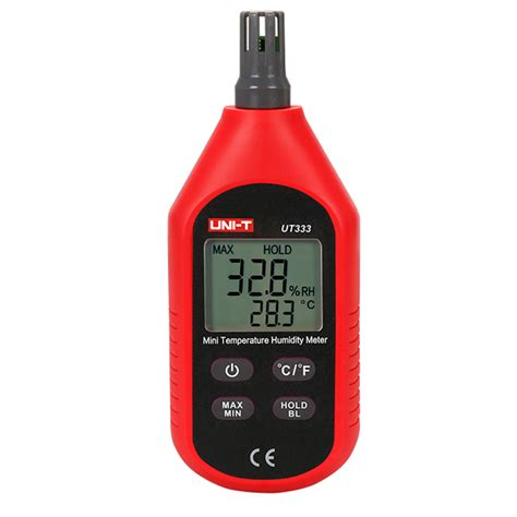 Termometer Air Digital by Uni T Ut333 Mini Lcd Digital Thermometer Hygrometer Air