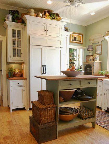 cottage kitchen islands 17 best ideas about cottage kitchens on pinterest