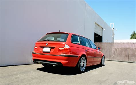 red bmw e46 imola red bmw e46 wagon is actually an m3 autoevolution