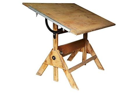 Drafting Table Blueprints Adjustable Drafting Table Plans Woodworking Projects Plans