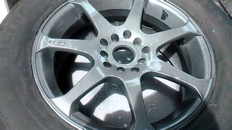rustoleum graphite wheel paint