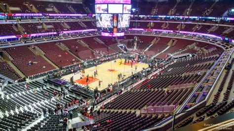 United Center Section 305 Chicago Bulls Rateyourseats Com