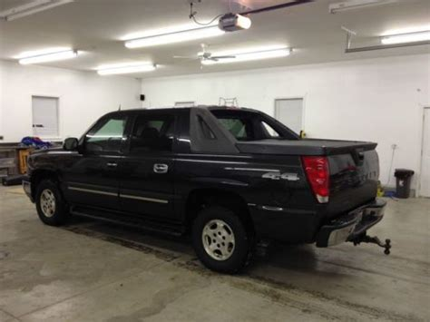 how cars run 2005 chevrolet avalanche 1500 spare parts catalogs buy used 2005 chevrolet avalanche 1500 4x4 4 door 5 3l in galena ohio united states for us