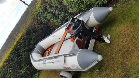 rib boat 3 8 with tohatsu outboard on gumtree suzumar 3 - Rib Boats On Gumtree