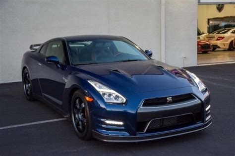 nissan gtr black edition blue 2015 nissan gtr black edition finished in blue pearl