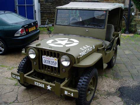 Craigslist Jeeps Craigslist Willys Jeep Engine