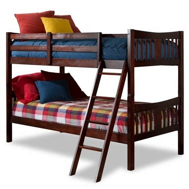 Stork Craft Caribou Bunk Bed Storkcraft Caribou Bunk Bed In Cherry Free Shipping 275 00