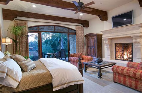 bedroom with fireplace stunning master bedroom fireplace images home design
