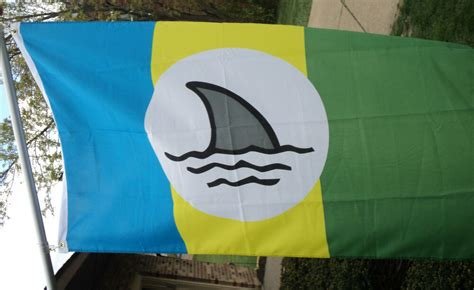 margaritaville boat flags jimmy buffett quot fin quot land flag 3x5 pittsburgh fins