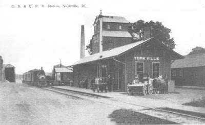 towns and nature yorkville il depot