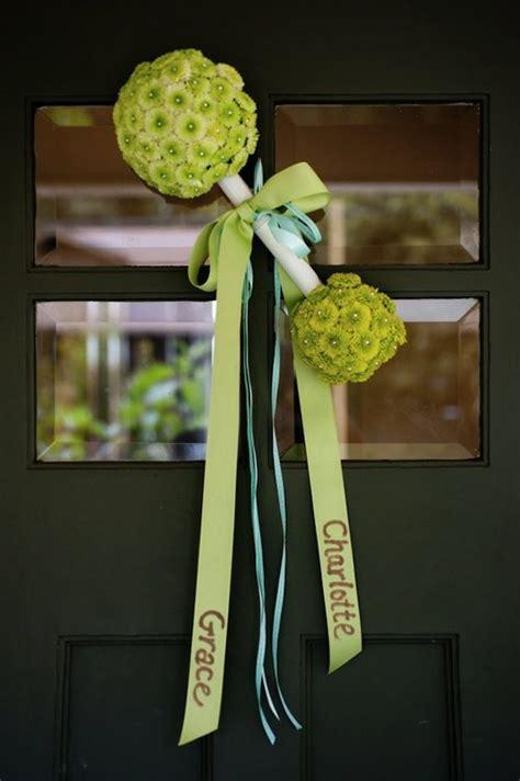 Baby Shower Door Decorations Baby Rattle Door Decor