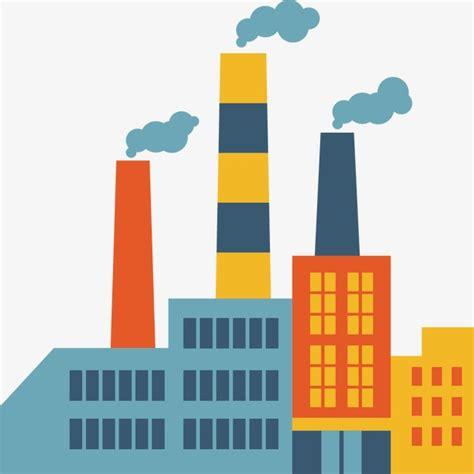 Design Icon Factory | vector creative icon design factory chimney creative