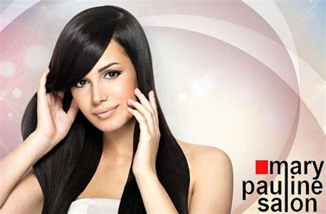 hair rebond manila 85 off mary pauline salon s hair rebond promo in malate