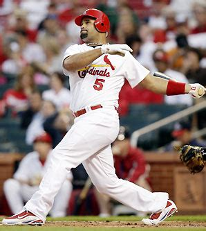 swing st louis why the st louis cardinals will will not miss albert