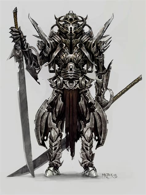 samurai demon armor the book of worlds april 2010