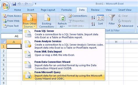 oracle xmltable tutorial with exle importing obiee data into microsoft excel