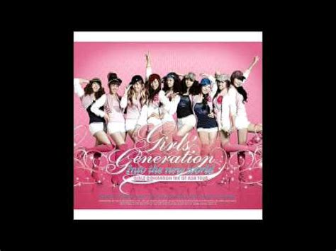 Generation The 1st Asia Tour Into The New World 소녀시대 generation nine 1st asia tour concert