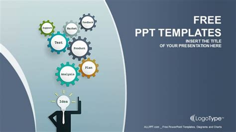 creative free powerpoint templates new creative business idea powerpoint templates