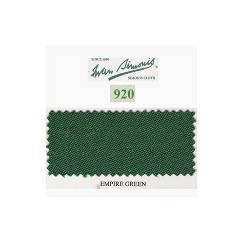 Tapis Billard Simonis by Kit Tapis Simonis 920 7ft Empire Green Jeux Bmv