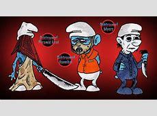 Horror Schlümpfe   Dravens Tales from the Crypt Jason Vs Michael Myers Comic