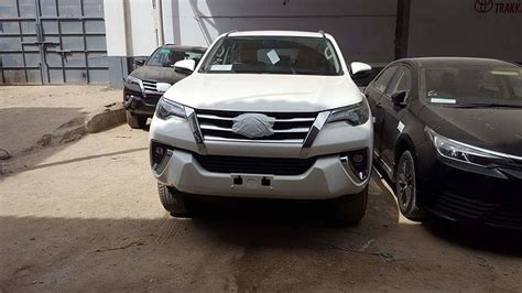 B1 Fortuner 4 toyota fortuner officially launched by imc in pakistan other toyota models pakwheels forums