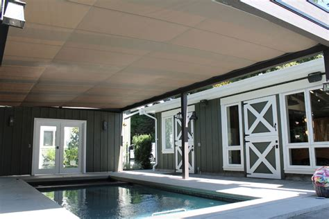 Swimming Pool Awnings by Triyae Shade Canopy Ideas Various Design Inspiration For Backyard