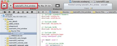 xcode qt tutorial site du zero php mysql tuto opengl