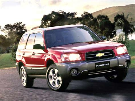 Chevrolet Forester SUV   Chevrolet Forester India