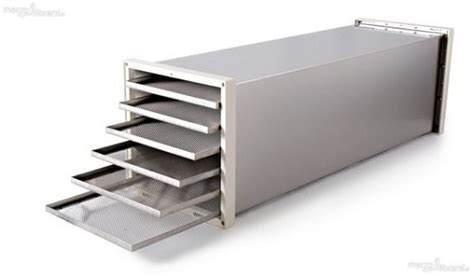 essiccatore per alimenti essicatore essiccatore biosec 12 inox cestelli in acciaio