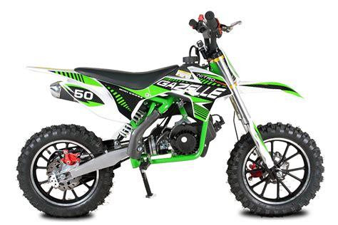 Kindermotorrad 65ccm by 49 Ccm Dirt Bike Kmg Db 49 02 Gazelle