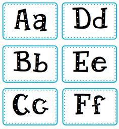printable letters of the alphabet for word wall 1000 images about preschool ideas on pinterest alphabet
