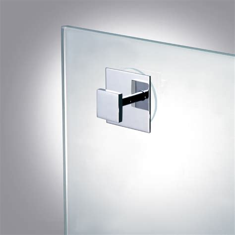 suction pad bathroom accessories suction pad robe or towel hook in chrome gold windisch