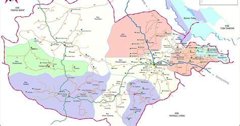 takjub indonesia peta kabupaten humbang hasundutan