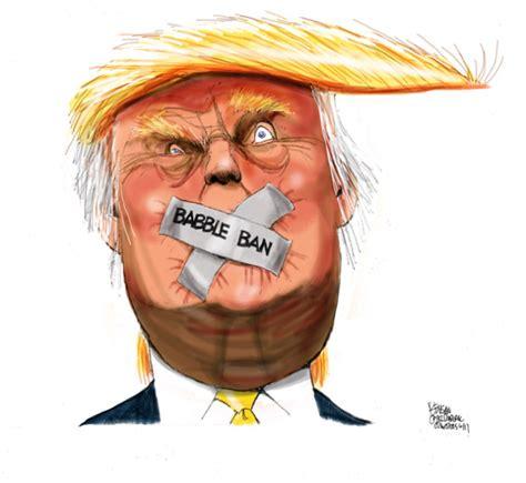 trump cartoon cartoons donald trump quot is new to this quot job as president
