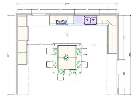 floor plan   kitchen  symbols ideas