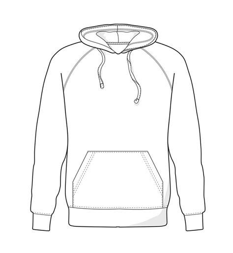how to draw hoodies image gallery sweatshirt drawing
