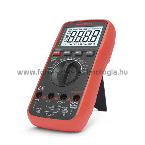 Multimeter Digital Sanwa Pc510 multim 233 ter m 233 r蜻eszk 246 z