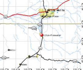 milton freewater oregon map milton freewater oregon or 97862 profile population