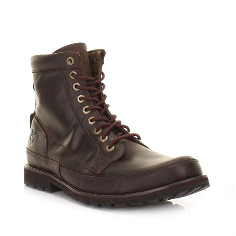 mens earthkeeper boots timberland s earthkeepers rugged 6 inch boot