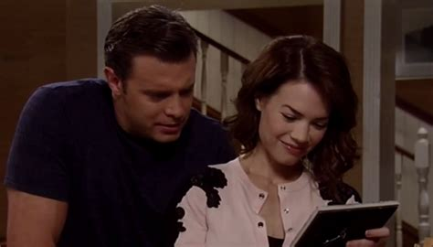 rebecca herbst billy miller we love soaps soap of the week poll results november 17