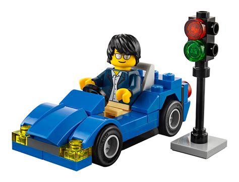 Lego City 30349 Sports Car bricker конструктор lego 30349 sports car