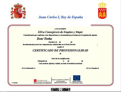 Modelo Curriculum Inem Los As Formadores As Y El Certificado De Docencia De La Formaci 243 N Para El Empleo Formando Para