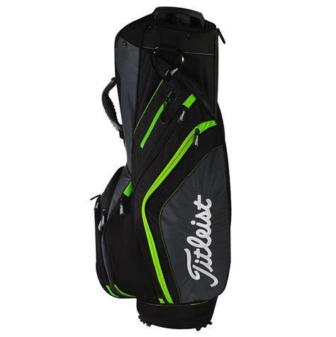 titleist golf bag titleist lightweight cart bag by titleist golf golf cart