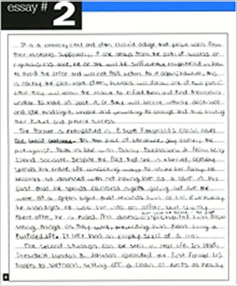 Sat Essay Template by Sat Essay Sles Pdf Docoments Ojazlink