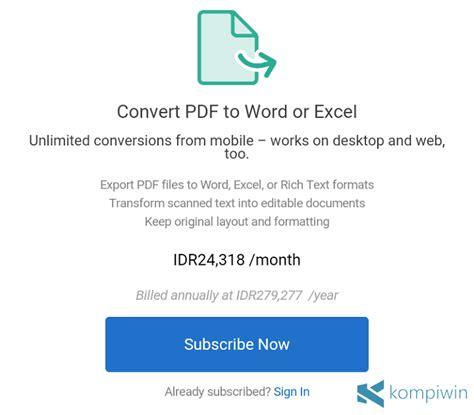 convert pdf to word yang terbaik 6 aplikasi pembaca pdf terbaik di android windows 10 dan