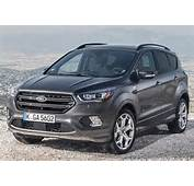Ford Kuga 2017  Hottest Cars Today