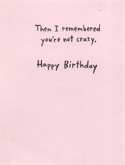 Things To Write In Birthday Cards Funny Things To Write In Birthday Card Video Search