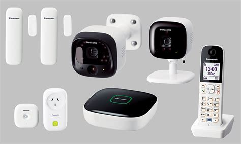 home security systems home security panasonic