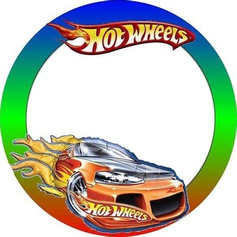 imagenes para imprimir hot wheels tarjetas de cumplea 241 os de hot wheels para imprimir